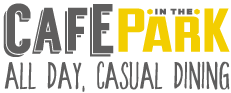 The Cafe in the Park Retina Logo